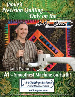 A-1 Quilting Machines ~ Plank Manufacturing : a1 longarm quilting machine - Adamdwight.com