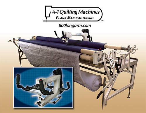 a1 quilting machine for sale